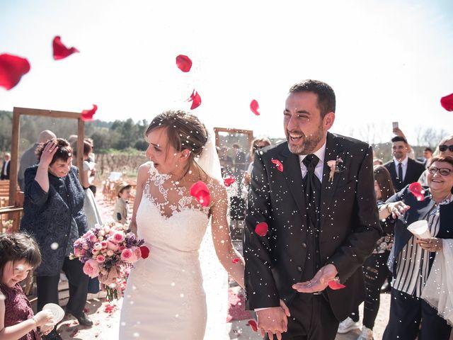 La boda de Maria y Xavi en Manresa, Barcelona 40