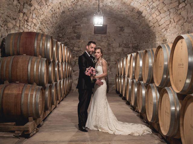 La boda de Maria y Xavi en Manresa, Barcelona 1
