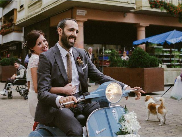La boda de Ekhi y Nerea en Orio, Guipúzcoa 25