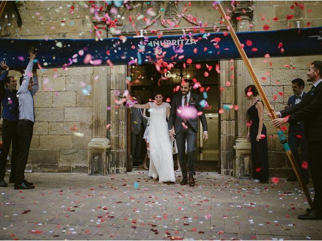 La boda de Ekhi y Nerea en Orio, Guipúzcoa 30