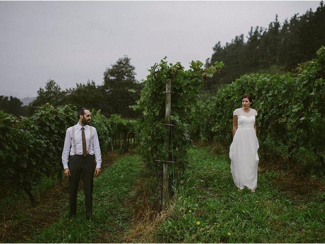 La boda de Ekhi y Nerea en Orio, Guipúzcoa 31