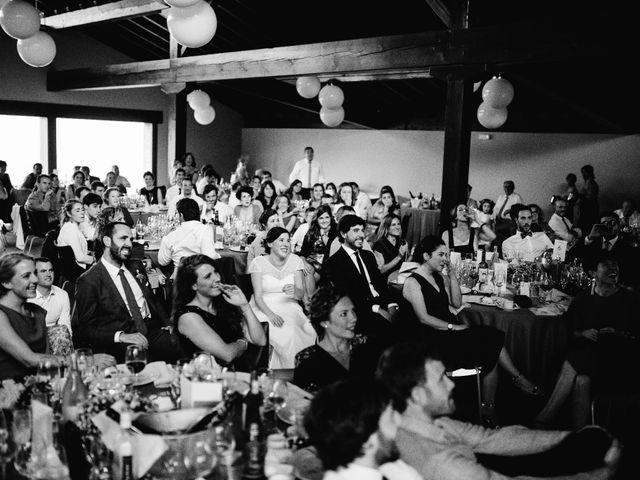 La boda de Ekhi y Nerea en Orio, Guipúzcoa 43