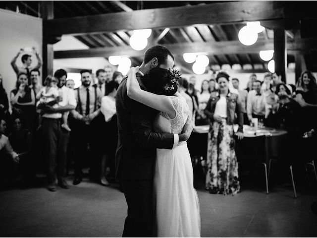 La boda de Ekhi y Nerea en Orio, Guipúzcoa 44