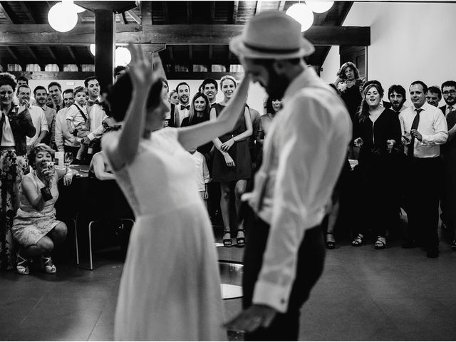 La boda de Ekhi y Nerea en Orio, Guipúzcoa 45