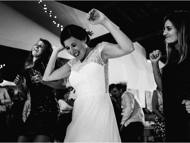 La boda de Ekhi y Nerea en Orio, Guipúzcoa 48