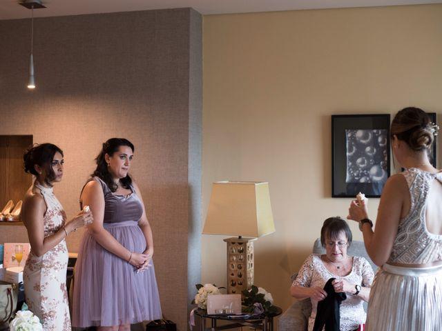 La boda de Asier y Briony en Alalpardo, Madrid 7