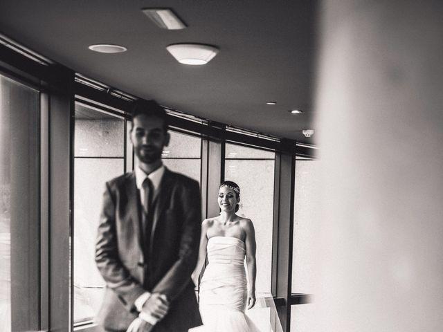 La boda de Asier y Briony en Alalpardo, Madrid 15