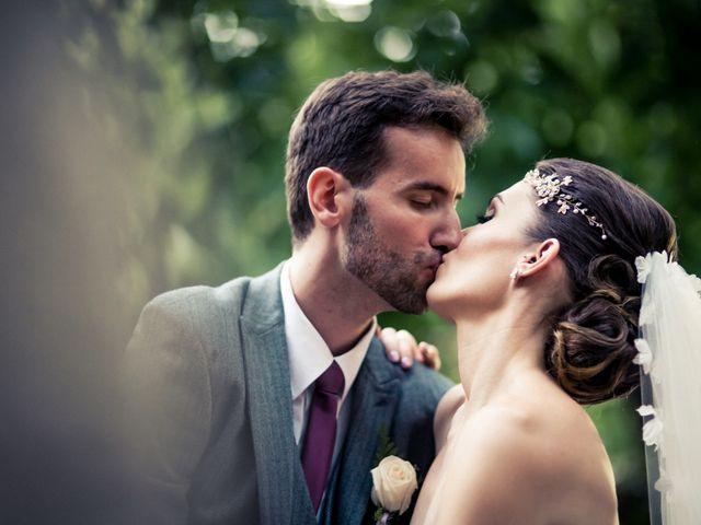 La boda de Asier y Briony en Alalpardo, Madrid 22