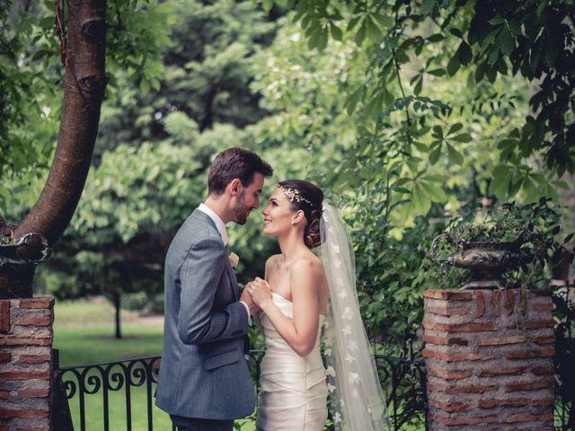 La boda de Asier y Briony en Alalpardo, Madrid 25
