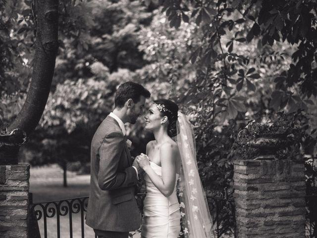 La boda de Asier y Briony en Alalpardo, Madrid 26