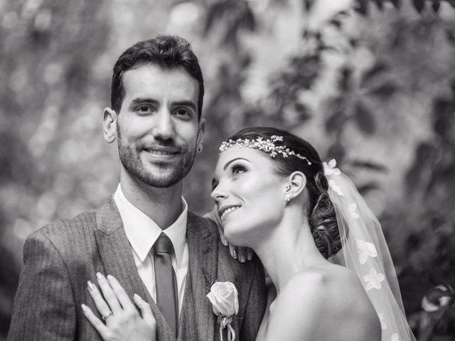 La boda de Asier y Briony en Alalpardo, Madrid 27