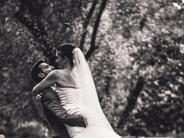 La boda de Asier y Briony en Alalpardo, Madrid 29
