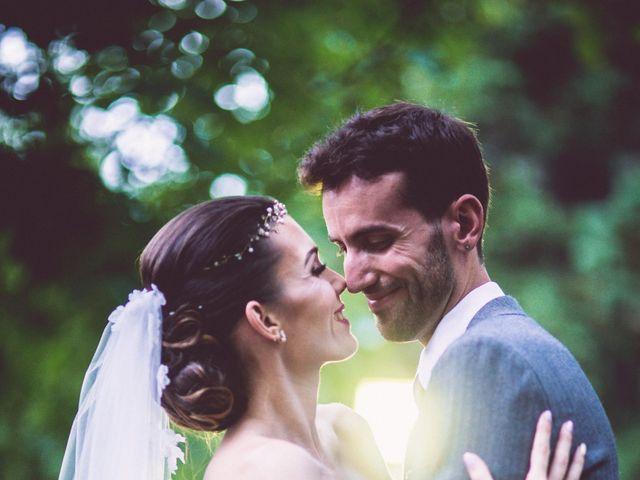 La boda de Asier y Briony en Alalpardo, Madrid 1