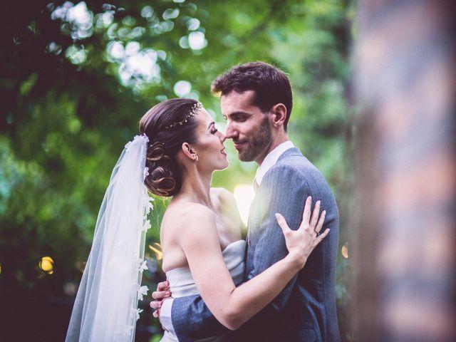 La boda de Asier y Briony en Alalpardo, Madrid 33