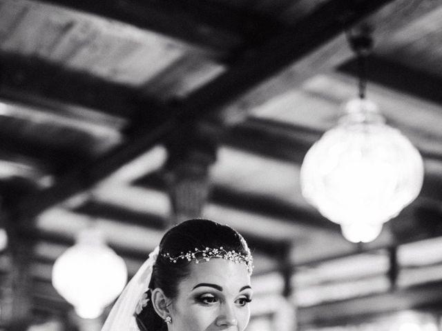 La boda de Asier y Briony en Alalpardo, Madrid 36