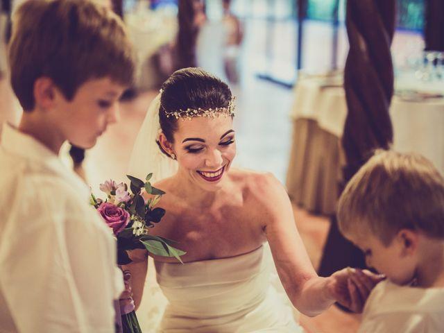 La boda de Asier y Briony en Alalpardo, Madrid 37