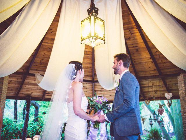 La boda de Asier y Briony en Alalpardo, Madrid 42