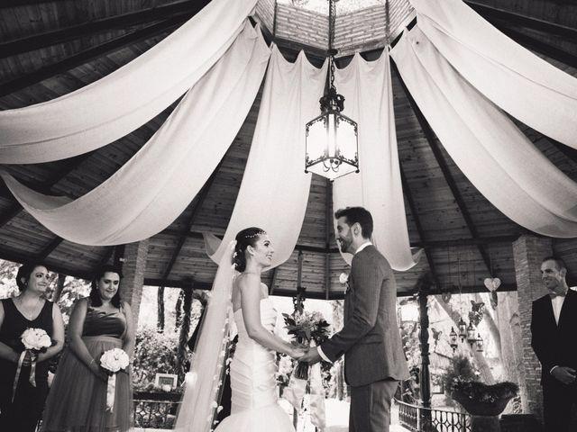 La boda de Asier y Briony en Alalpardo, Madrid 43