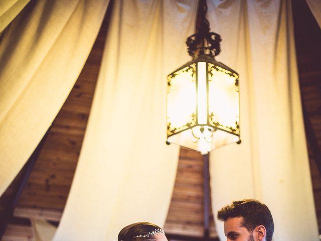 La boda de Asier y Briony en Alalpardo, Madrid 44