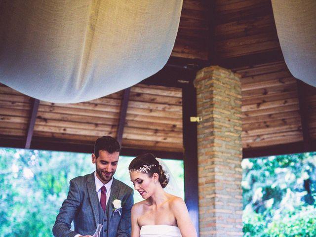 La boda de Asier y Briony en Alalpardo, Madrid 47