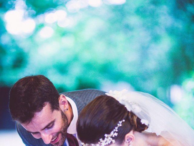 La boda de Asier y Briony en Alalpardo, Madrid 49