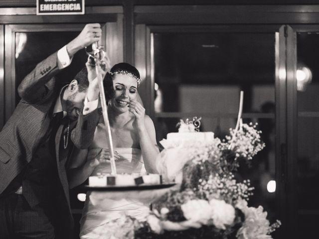 La boda de Asier y Briony en Alalpardo, Madrid 61