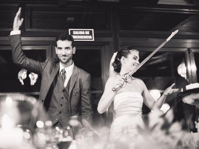La boda de Asier y Briony en Alalpardo, Madrid 62