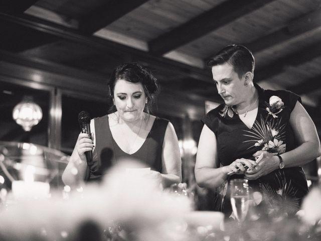 La boda de Asier y Briony en Alalpardo, Madrid 64