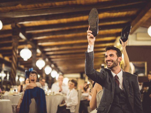 La boda de Asier y Briony en Alalpardo, Madrid 70