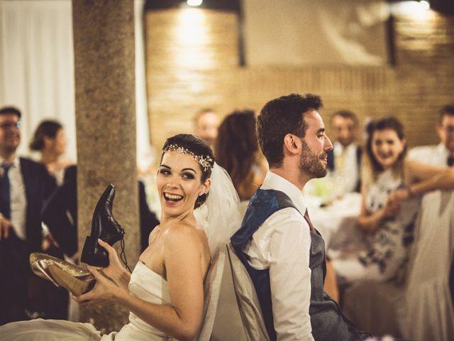 La boda de Asier y Briony en Alalpardo, Madrid 72