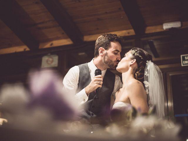 La boda de Asier y Briony en Alalpardo, Madrid 75