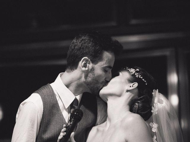 La boda de Asier y Briony en Alalpardo, Madrid 76