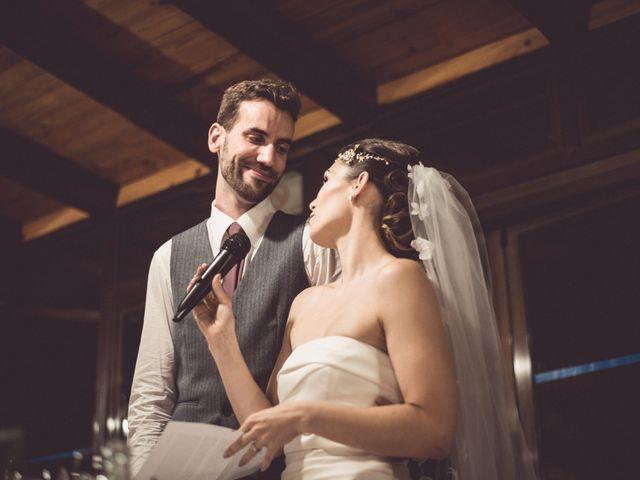 La boda de Asier y Briony en Alalpardo, Madrid 77