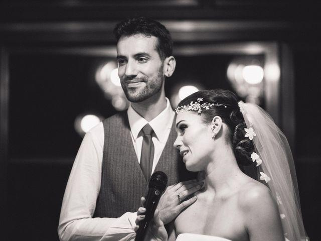 La boda de Asier y Briony en Alalpardo, Madrid 78