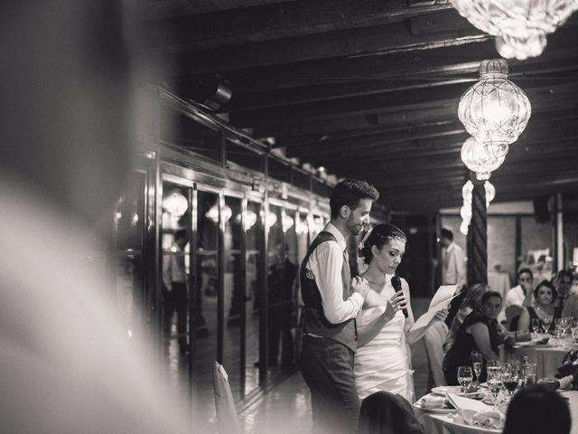 La boda de Asier y Briony en Alalpardo, Madrid 79