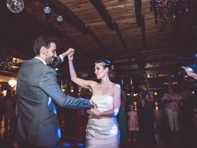 La boda de Asier y Briony en Alalpardo, Madrid 82