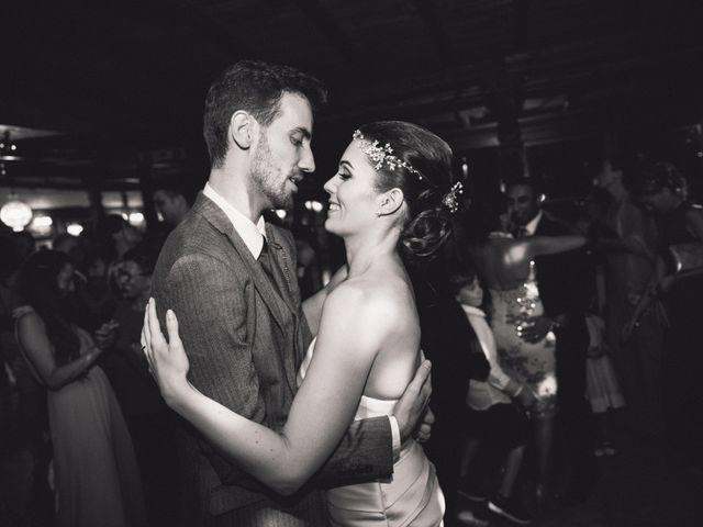 La boda de Asier y Briony en Alalpardo, Madrid 85
