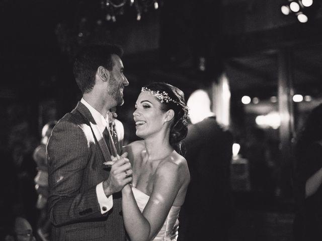 La boda de Asier y Briony en Alalpardo, Madrid 86