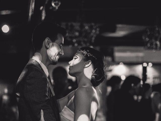 La boda de Asier y Briony en Alalpardo, Madrid 89