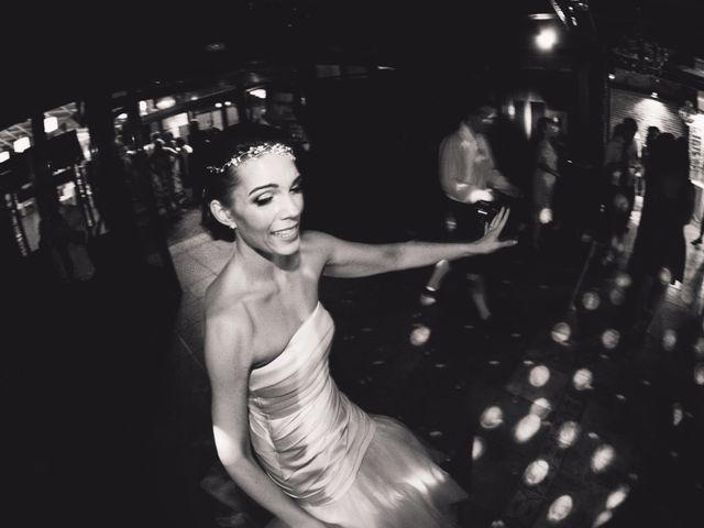 La boda de Asier y Briony en Alalpardo, Madrid 91