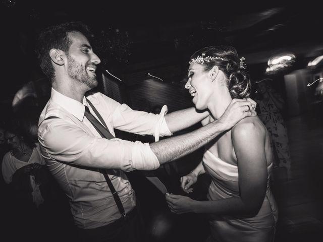 La boda de Asier y Briony en Alalpardo, Madrid 93