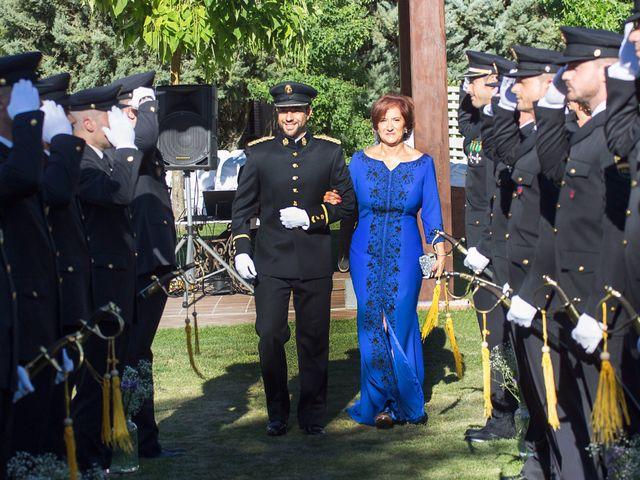 La boda de Alejandro y Ana en Hornillos De Eresma, Valladolid 1