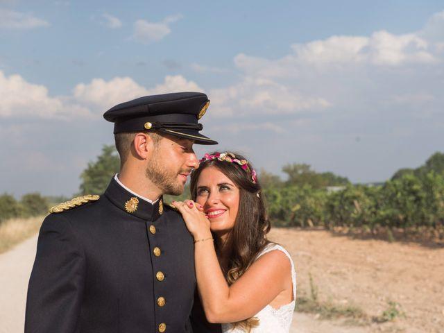 La boda de Alejandro y Ana en Hornillos De Eresma, Valladolid 3