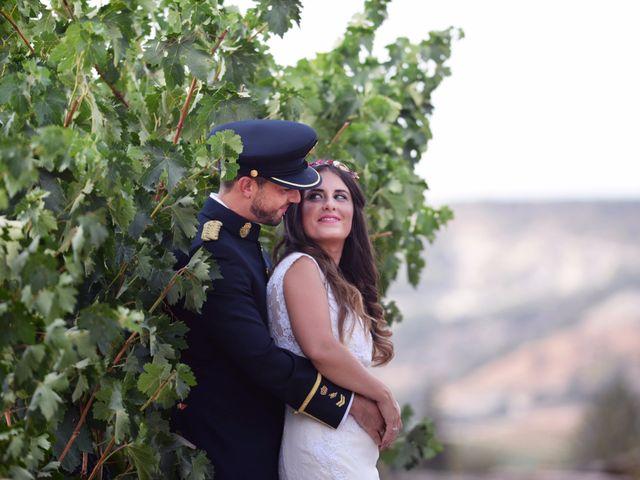 La boda de Alejandro y Ana en Hornillos De Eresma, Valladolid 4