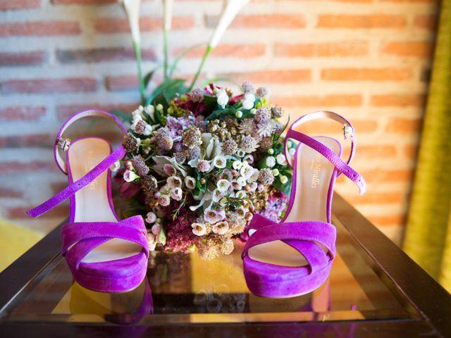 La boda de Alejandro y Ana en Hornillos De Eresma, Valladolid 8