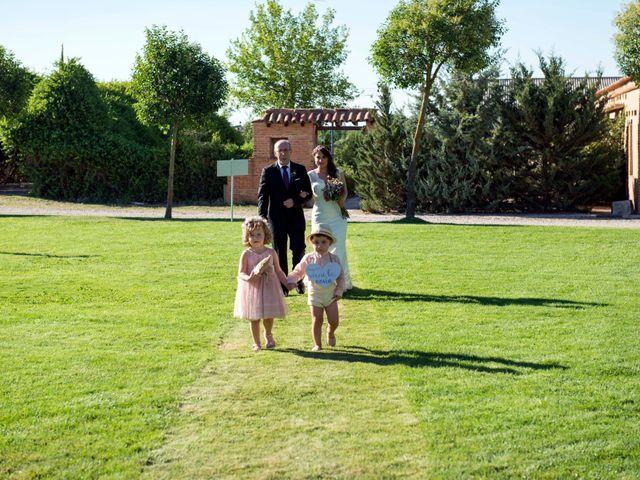 La boda de Alejandro y Ana en Hornillos De Eresma, Valladolid 11