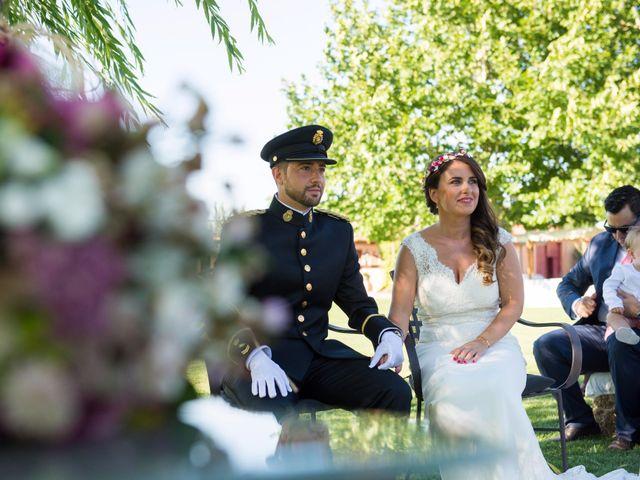 La boda de Alejandro y Ana en Hornillos De Eresma, Valladolid 12