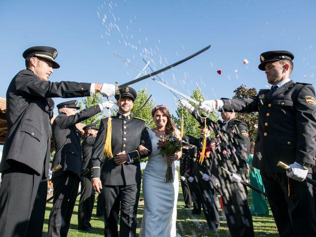La boda de Alejandro y Ana en Hornillos De Eresma, Valladolid 17