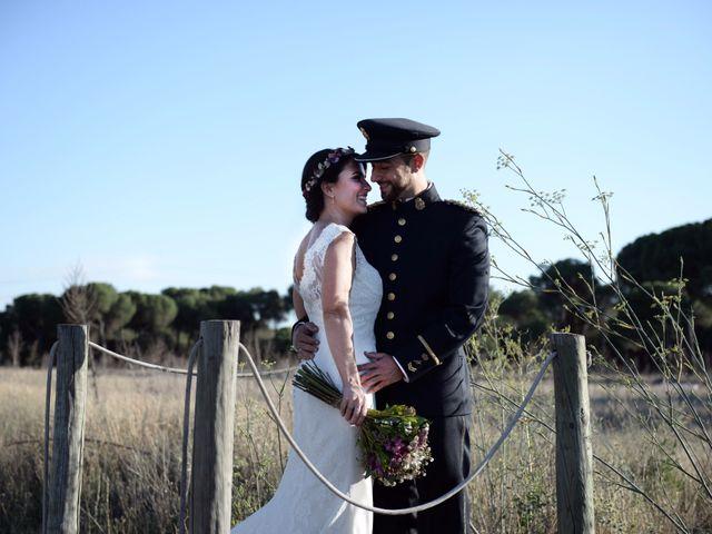 La boda de Alejandro y Ana en Hornillos De Eresma, Valladolid 19