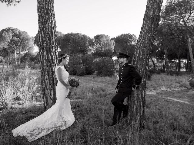 La boda de Alejandro y Ana en Hornillos De Eresma, Valladolid 20
